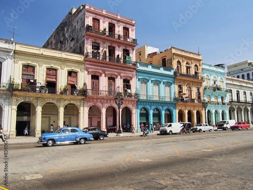 fototapeta na ścianę Hawana, Kuba
