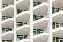 Repeating Pattern Of Windows A...