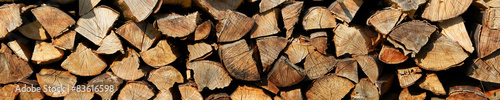 Photo Stands Firewood texture Holz