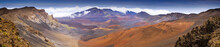 Panoramic View Haleakala Volca...