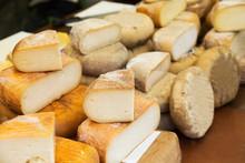 Cheese   At Market Counter