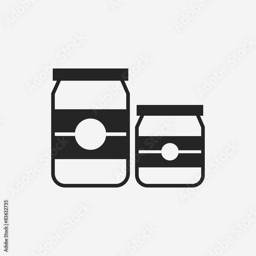 Fotografia jar icon