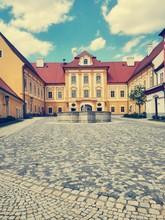 Borovany City