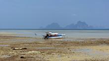 Boat, Low Tide.