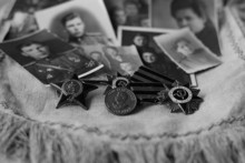 Memory Of Awards And Medals Of World War II