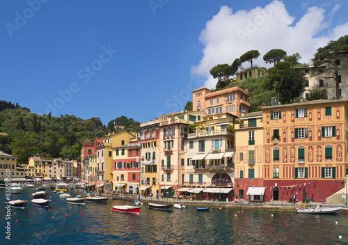 Canvas Prints Portofino / Ligurien / Italien