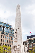 Nationaal Monument, Dam Square, Amsterdam, Netherlands