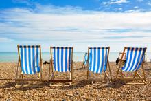 Brighton Beach. Brighton, Engl...