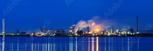 Fotomural Steel Plant, Hamilton, Ontario, Canada