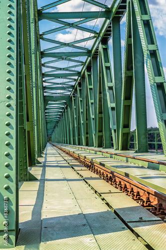pociag-most-kolejowy