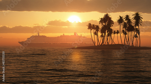Fotografia  Sunset cruise