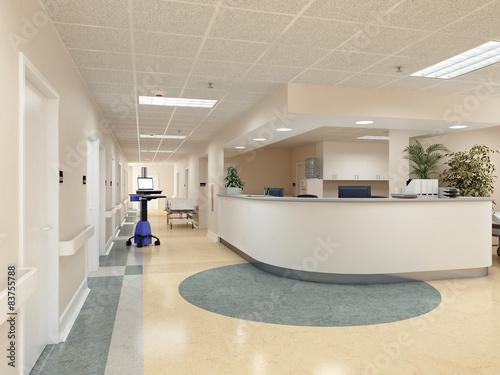 Zdjęcie XXL szpital