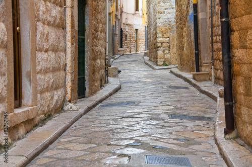 Alleyway. Andria. Puglia. italy. Wallpaper Mural