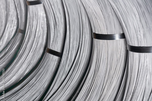 Fotografía  Steel Wire rod - Steel Coils