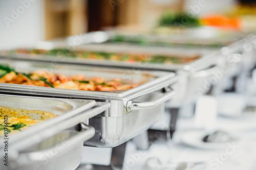 Recess Fitting Buffet, Bar catering hochzeit