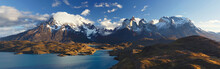 National Park Torres Del Paine...