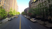 The Famous Chelsea District In New York, USA