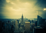 Manhattan w Nowym Jorku
