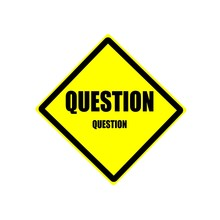 Question Black Stamp Text On Y...