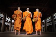 Ordination Monk