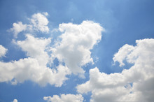 Sky And Cloudscape Background