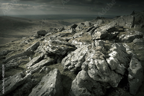 Rugged Wild Landscape
