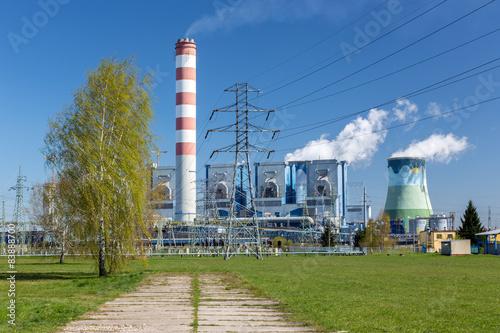 Keuken foto achterwand Nasa Opole power station