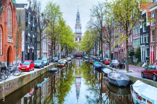 Poster Amsterdam Zuiderkerk church in Amsterdam