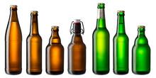 Beer Bottle Set