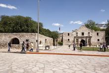 The Alamo, Texas - Touristisch...