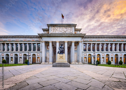Canvas Prints Madrid Prado Museum
