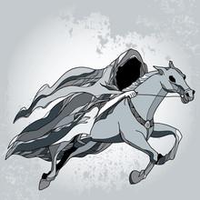 Mythological Nazgul. The Serie...