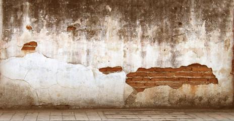 FototapetaOld walls