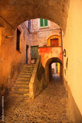 Medieval town - 83948928