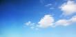 Himmel und Wolken Panorama