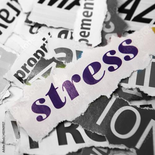 te mot stress