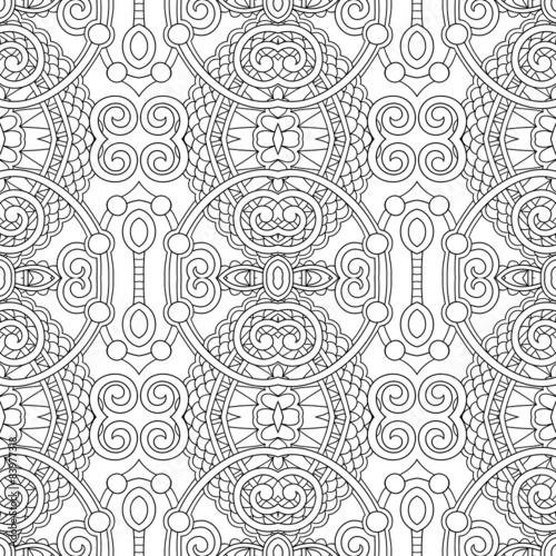 czarno-bialy-wzor