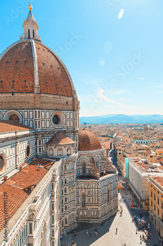 Foto op Canvas Florence Cathedral Santa Maria del Fiore