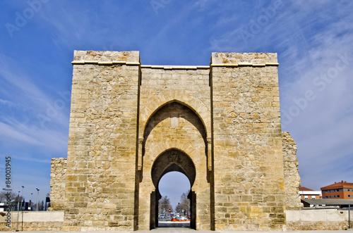 Puerta de Toledo Gate in Ciudad Real