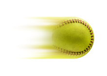 Full Speed. Ball, Softball, Ba...