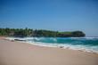 о. Бали. Океан. Пляж Баланган.