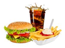 Fast Food Meal