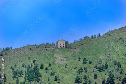 Papiers peints Fortification Forte Serre Marie - Fenestrelle - Piemonte