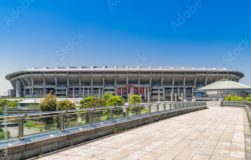 Staande foto Stadion 横浜 横浜国際総合競技場