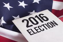 Election Day 2016 Voter Regist...
