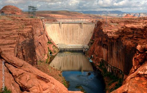 Glen Canyon Dam Wallpaper Mural
