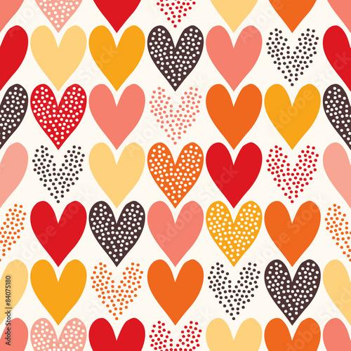 Materiał do szycia bezszwowe serca strukturalnym