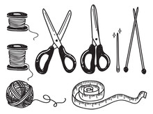 Sewing Kit Doodle