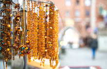 Amber Beads For Sale