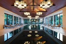Luxury Resort Swimming Pool
